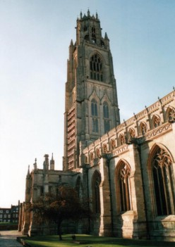 The Local Area: The Boston Stump